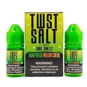 Twist SALT - Honeydew Melon Chew - Green No 1 (2x30ml)