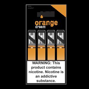 Remit Orange Dream Nic Salt Pod Packs (Pack of 4)