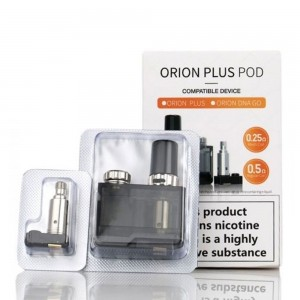 Lost Vape Orion Plus Pod Cartridge (1*Pod + 2*Coils)