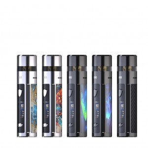 Wismec R80 with 510 Adapter Kit