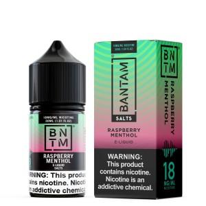 Bantam Salts | Raspberry Menthol (30ml)