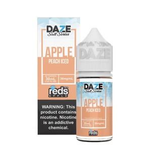 Reds Apple Salt | Peach Iced (30ml)
