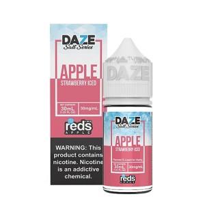 Reds Apple Salt | Strawberry Iced (30ml)