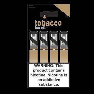 Remit Tobacco Barrel Nic Salt Pod Packs (Pack of 4)