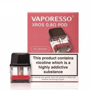 Vaporesso XROS Mesh Pod Cartridges (2pcs)
